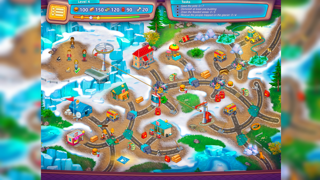 Screenshot from Rescue Team 11: Planet Savers (3/5)