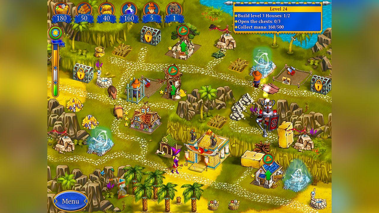 Screenshot from New Yankee 6: In Pharaoh's Court (7/8)