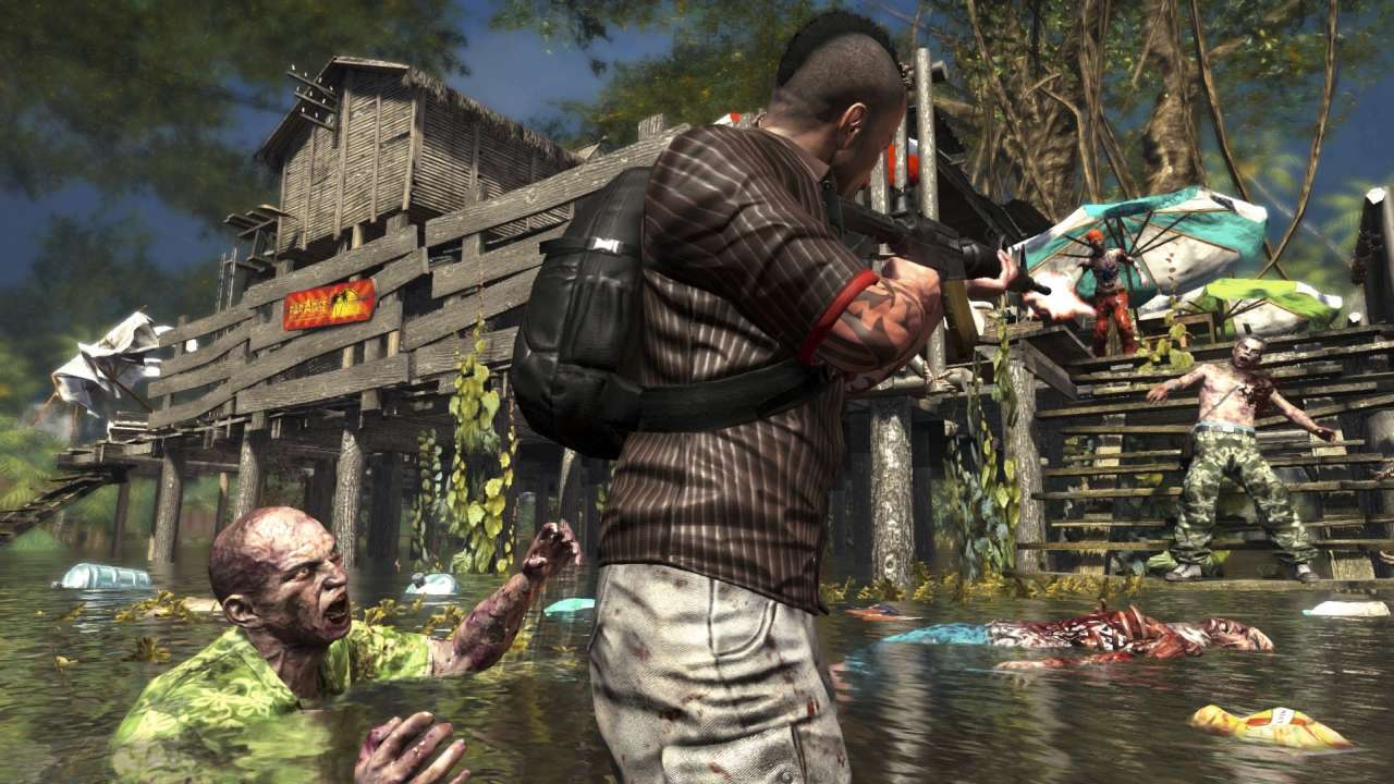 Screenshot from Dead Island: Riptide (9/10)