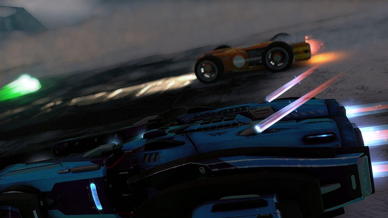 Screenshot from GRIP: Combat Racing (10/10)