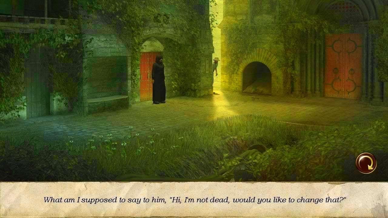 Screenshot from Secret Files 2: Puritas Cordis (7/10)