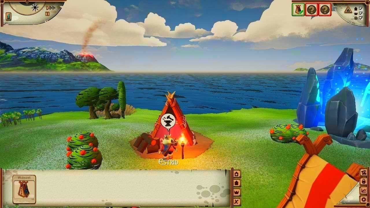 Screenshot from Valhalla Hills (2/6)