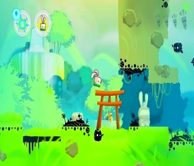 Screenshot from Kung Fu Rabbit (4/5)