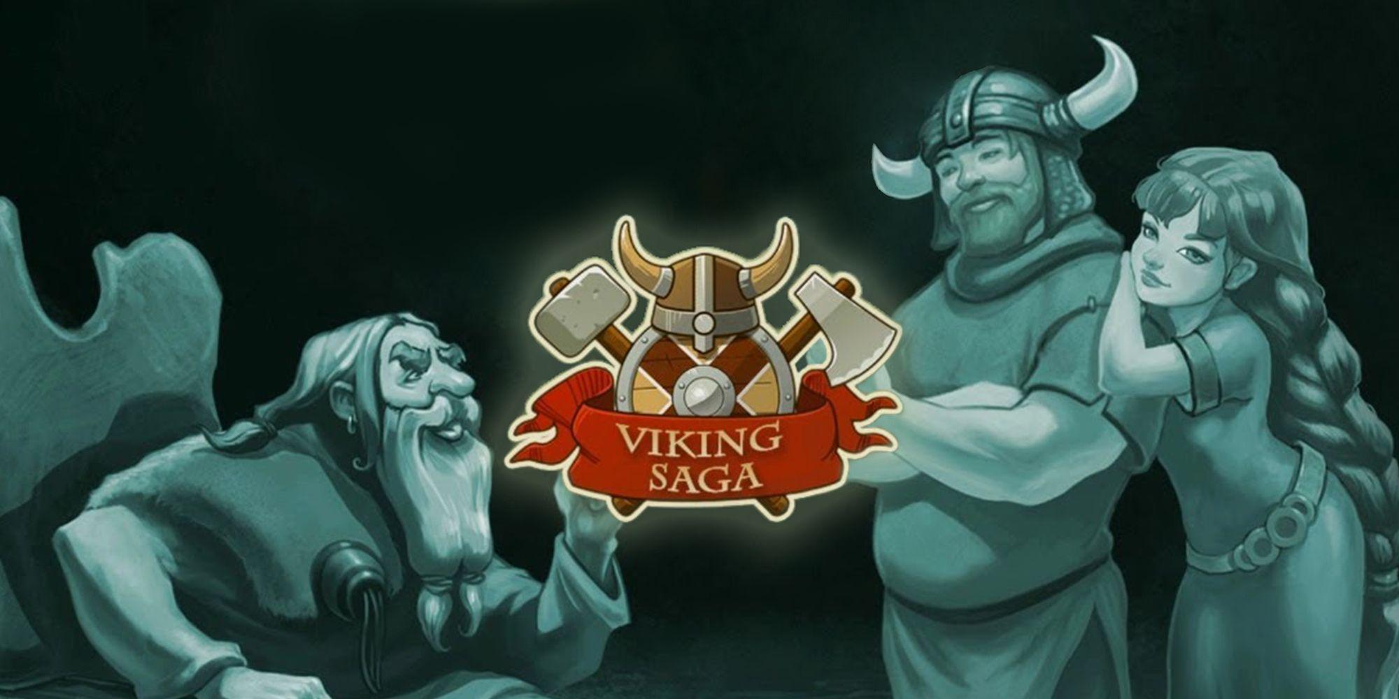 Screenshot from Viking Saga: The Cursed Ring (4/6)