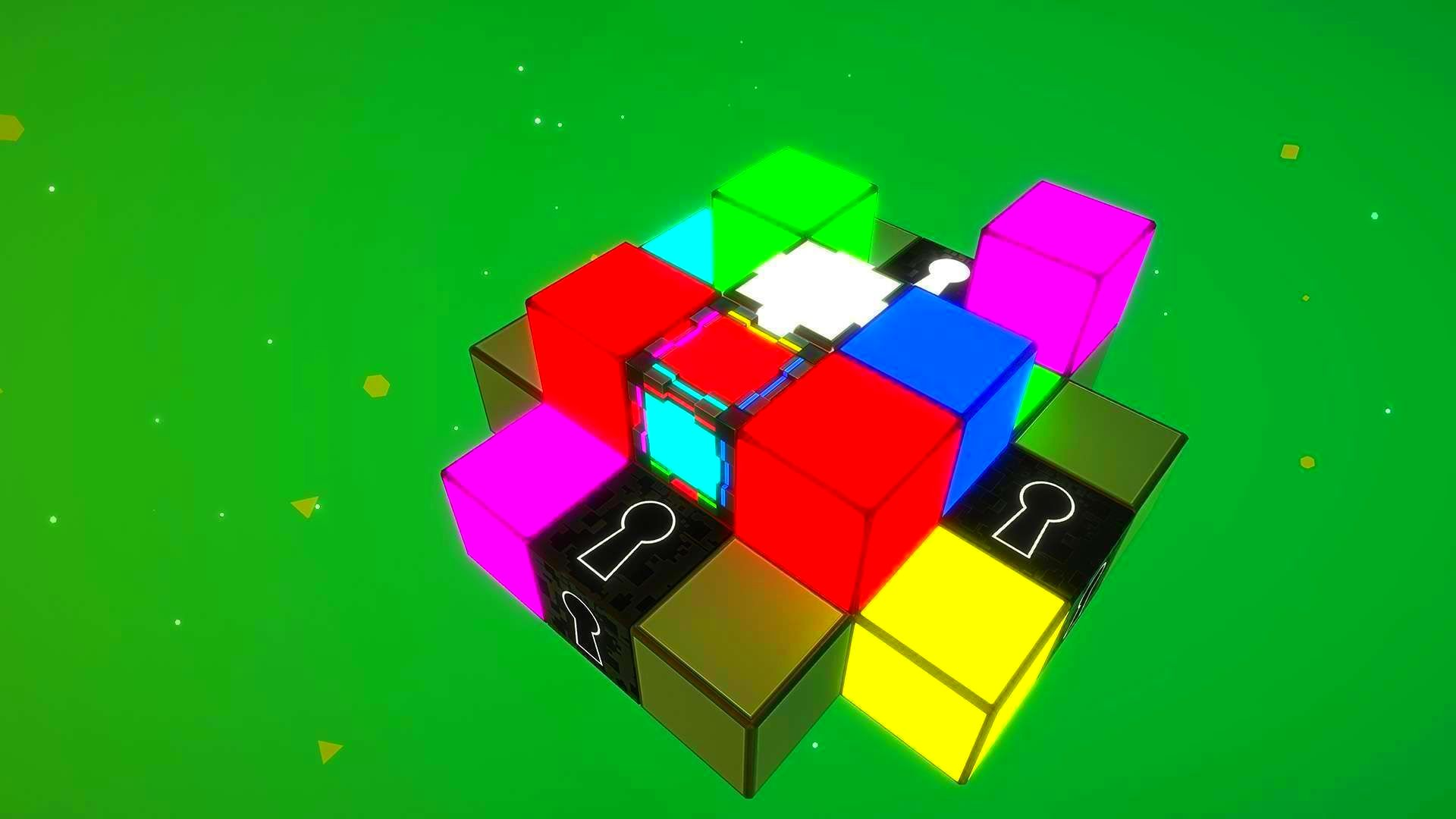 Screenshot from Cubikolor (7/7)