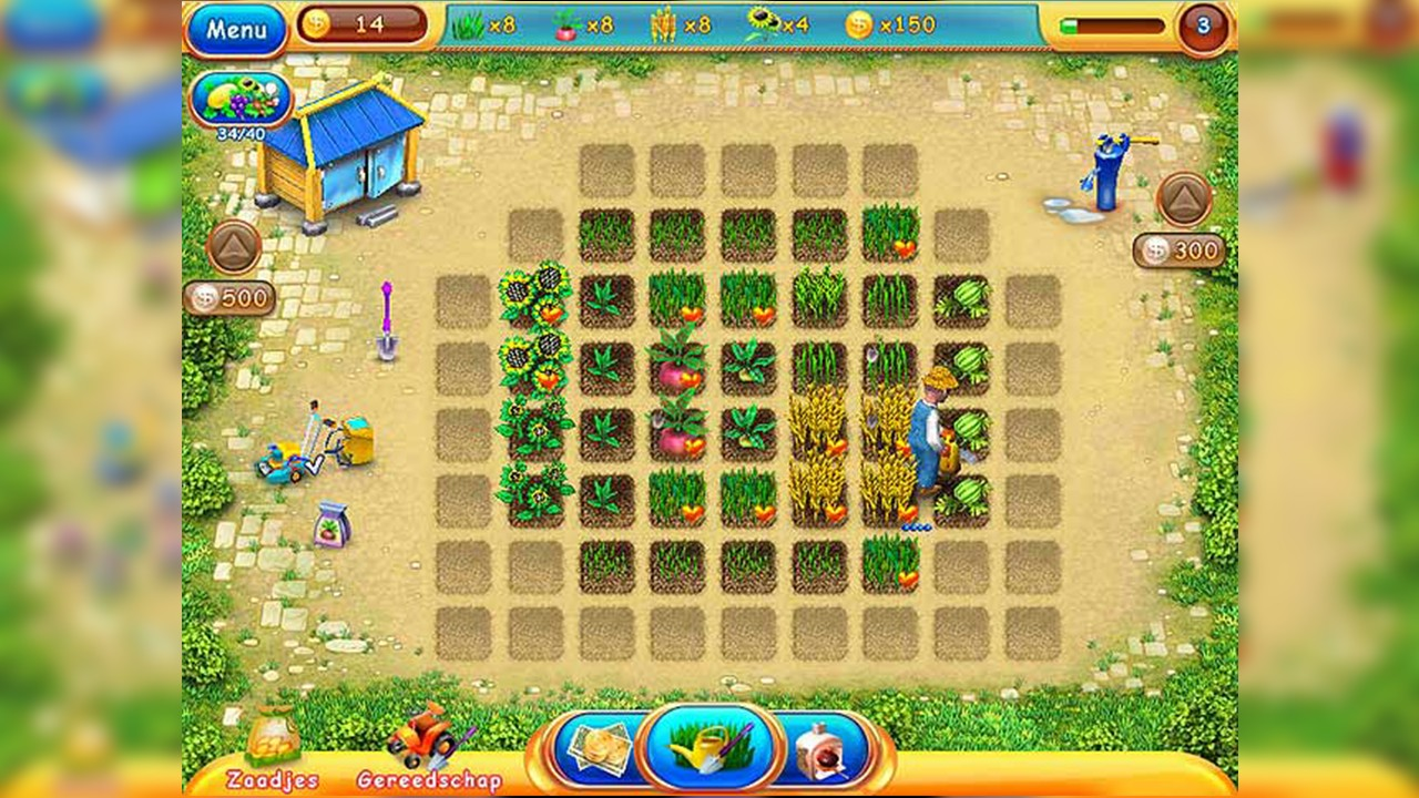 Screenshot from Virtual Farm 2 (5/6)
