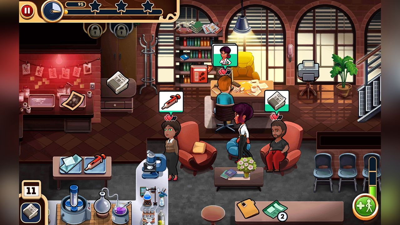 Screenshot from Detective Jackie - Mystic Case (2/5)