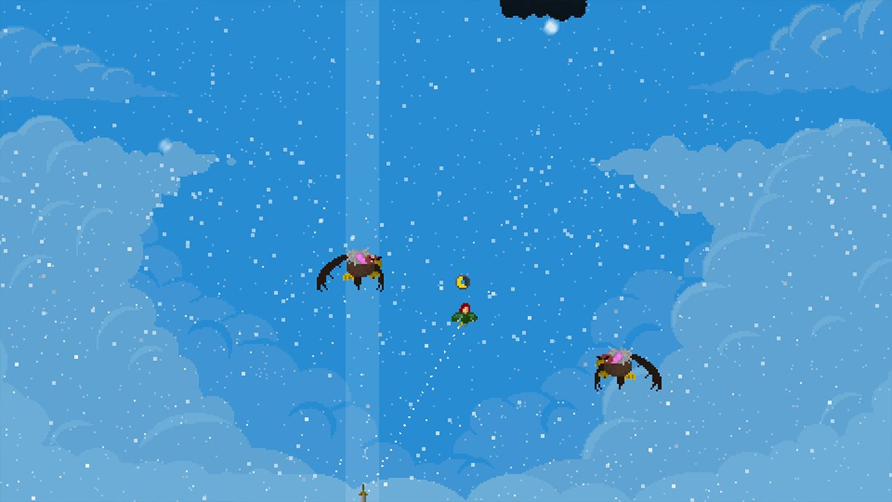 Screenshot from Mable & the Wood (2/5)