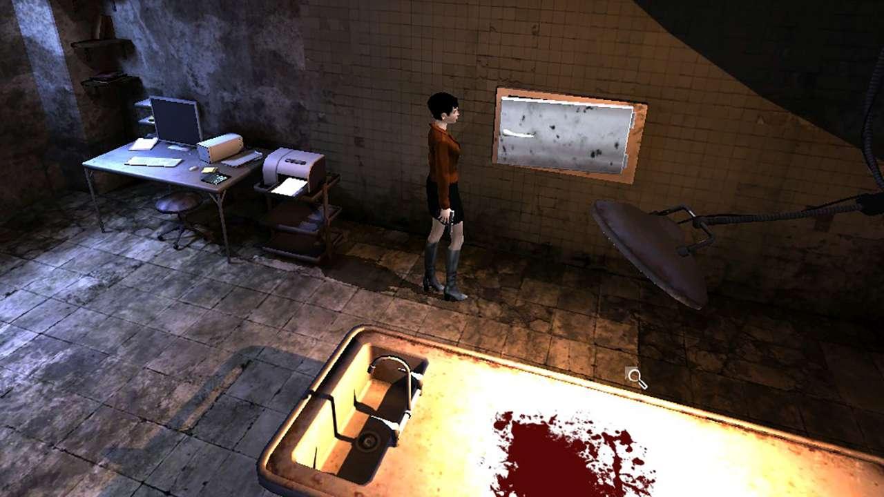 Screenshot from Still Life 2 (2/8)