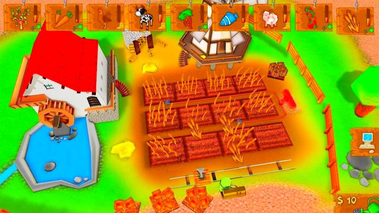 Screenshot from Farm 2 (8/8)
