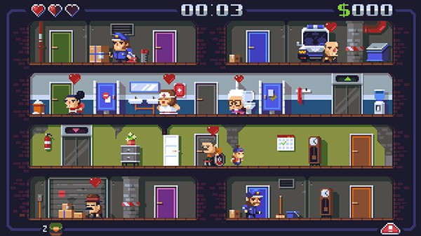 Screenshot from Boo! Greedy Kid (1/6)