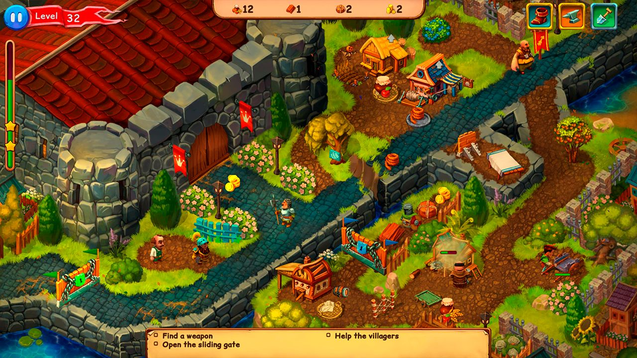 Screenshot from Robin Hood: Winds Of Freedom Collector's Edition (8/8)