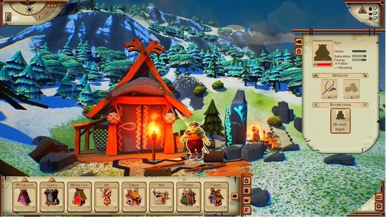 Screenshot from Valhalla Hills (5/6)