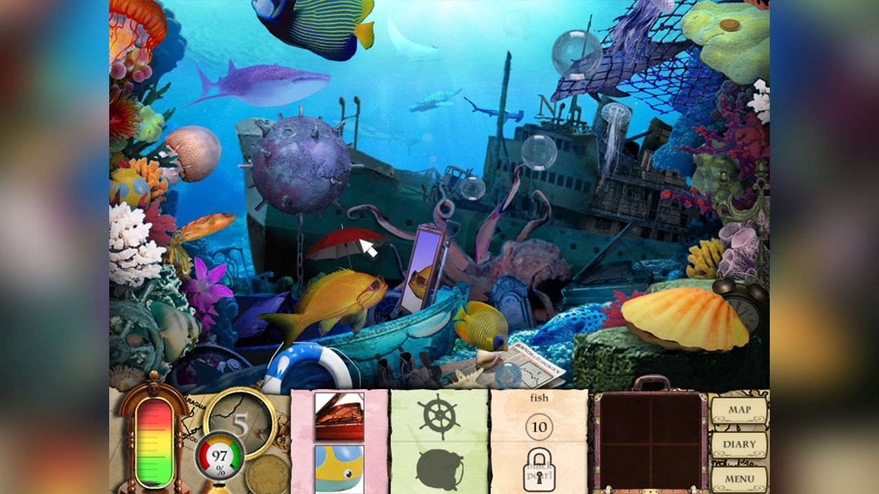 Screenshot from Treasure Masters, Inc. (3/7)