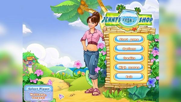 Screenshot from Jenny's Fish Shop (4/6)