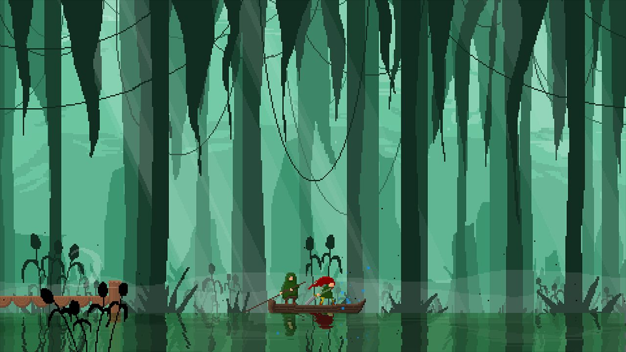 Screenshot from Mable & the Wood (5/5)