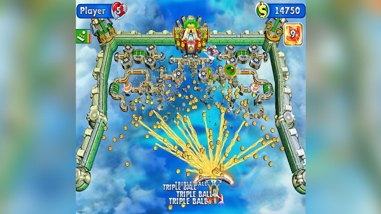 Screenshot from Action Ball 2 (5/5)