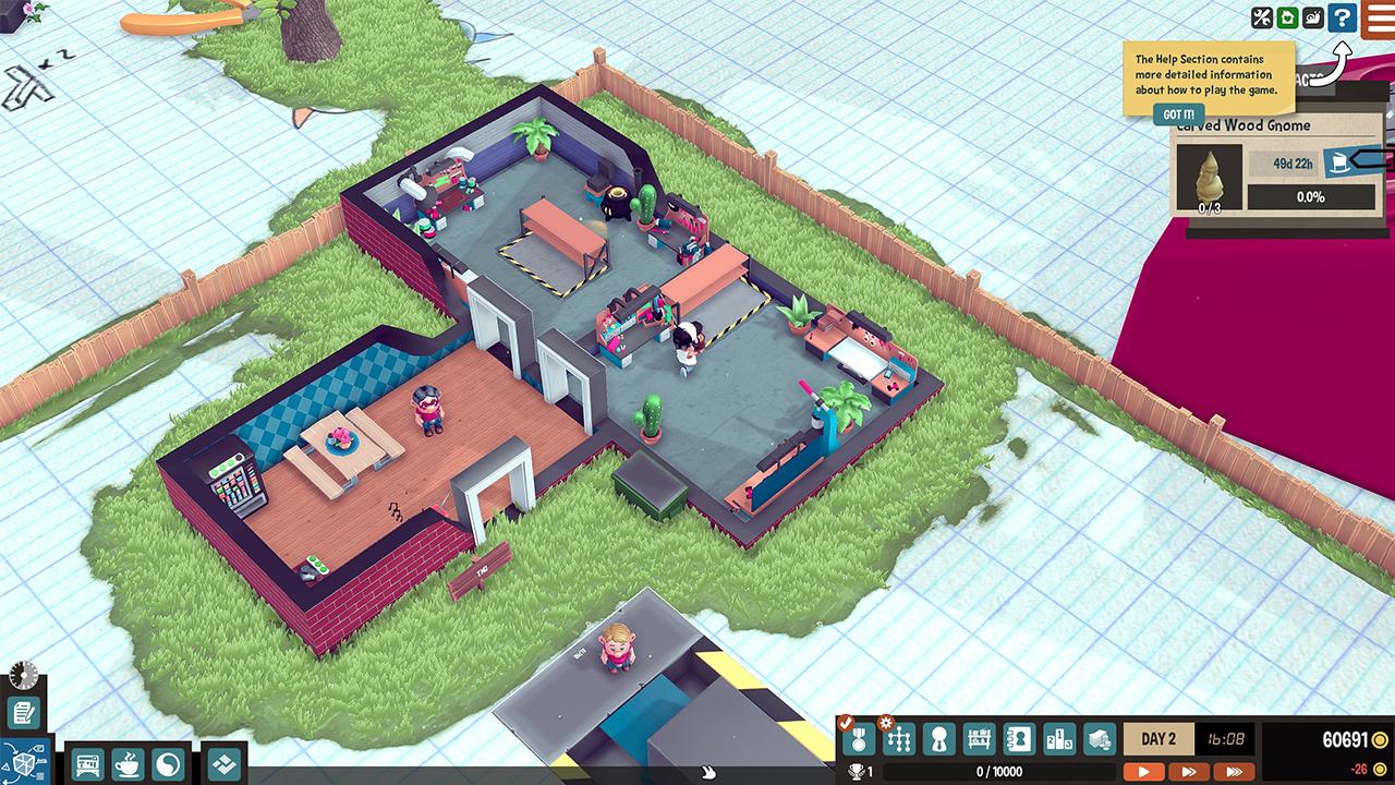 Screenshot from Little Big Workshop (2/5)
