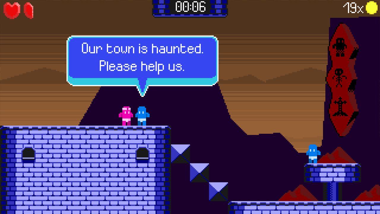 Screenshot from Super Skull Smash GO! 2 Turbo (3/8)