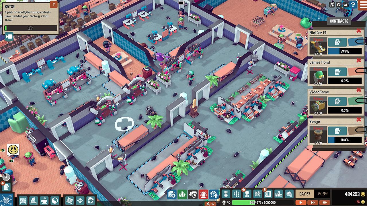 Screenshot from Little Big Workshop (3/5)