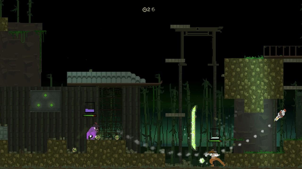 Screenshot from BackSlash (2/6)