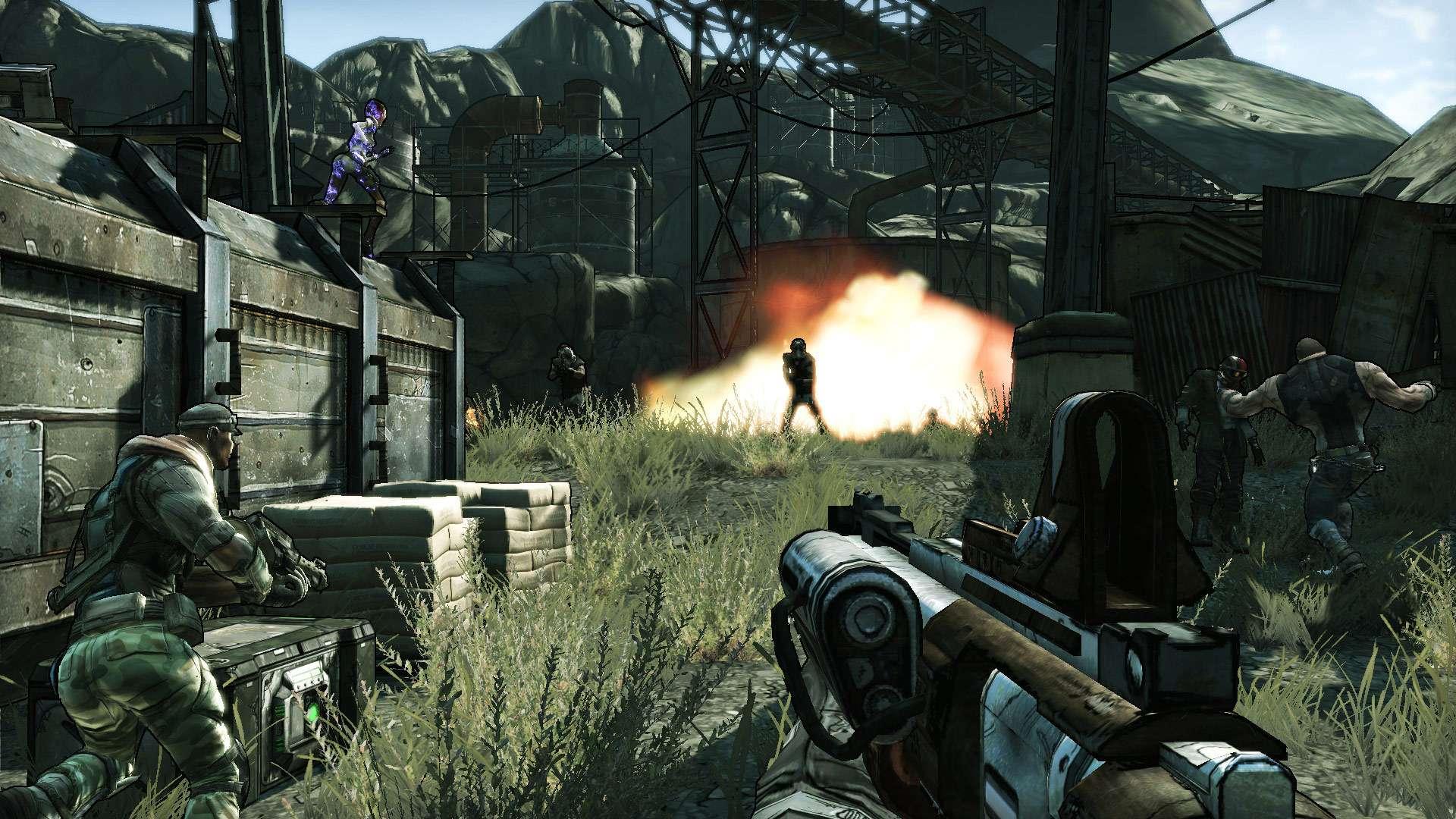 Screenshot from Borderlands (1/10)