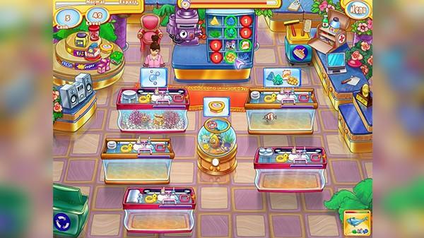 Screenshot from Jenny's Fish Shop (1/6)
