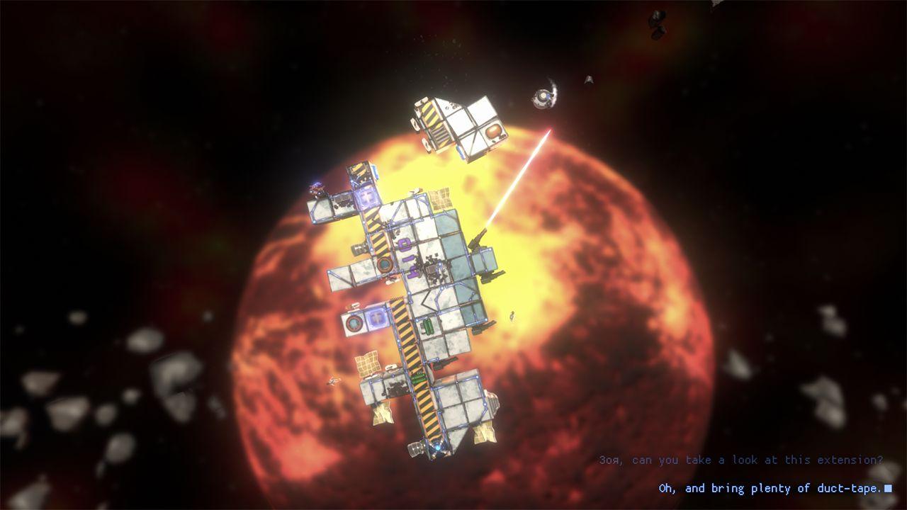 Screenshot from Kosmokrats (5/8)