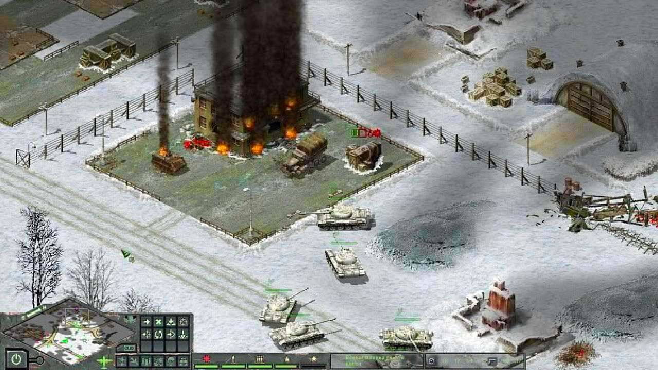 Screenshot from Cuban Missile Crisis: Ice Crusade (3/7)