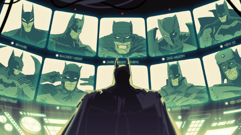 March Preview: Batman: Arkham Origins Blackgate, Furi, The Sexy Brutale, and more!