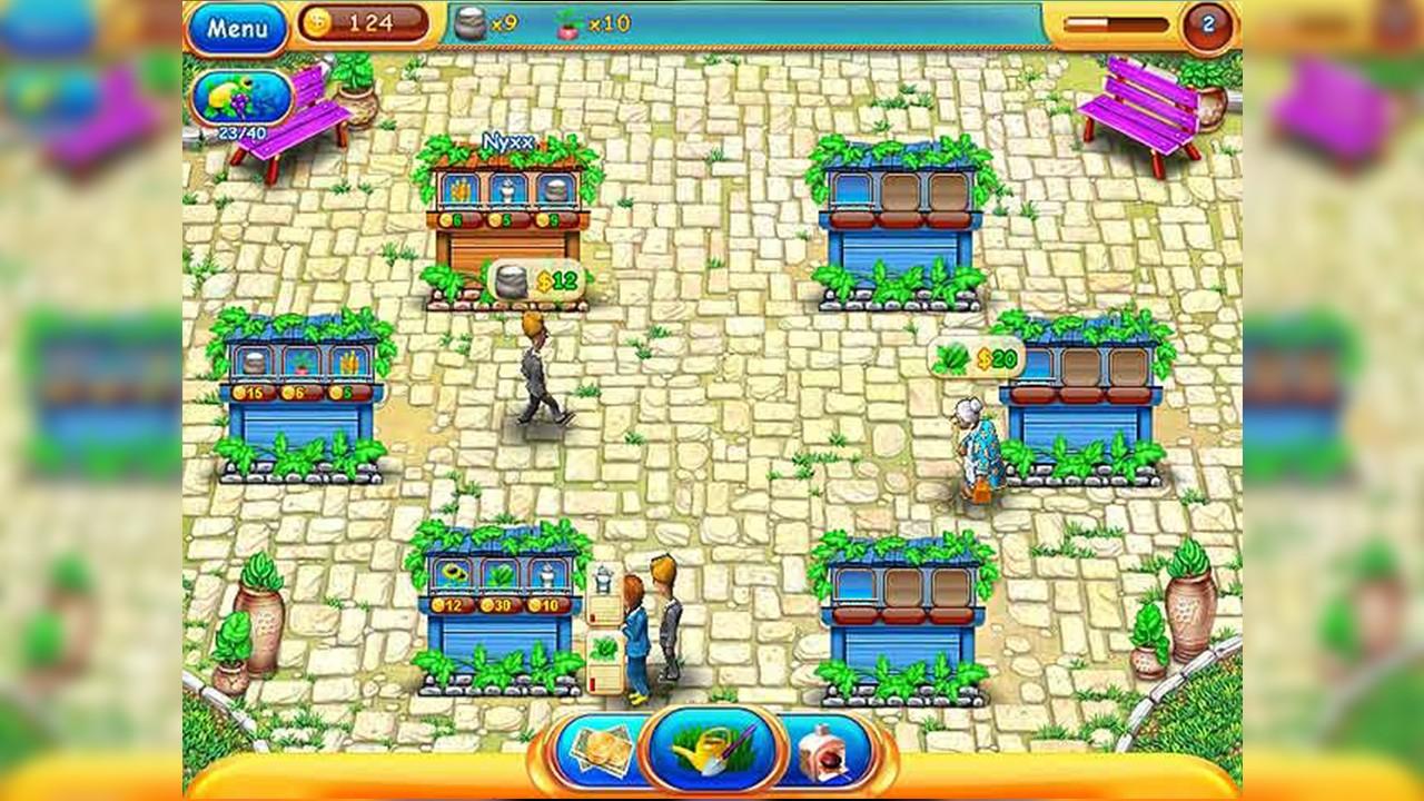 Screenshot from Virtual Farm 2 (3/6)