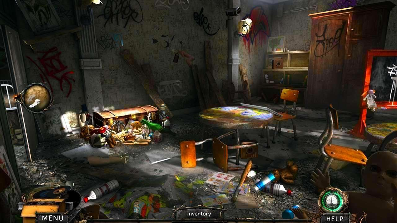 Screenshot from Medford Asylum: Paranormal Case (1/7)