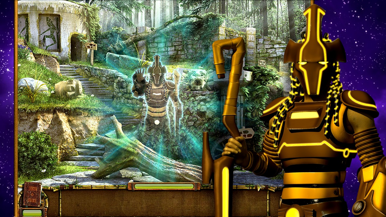 Screenshot from The Treasures of Mystery Island 2: The Gates of Fate (2/3)