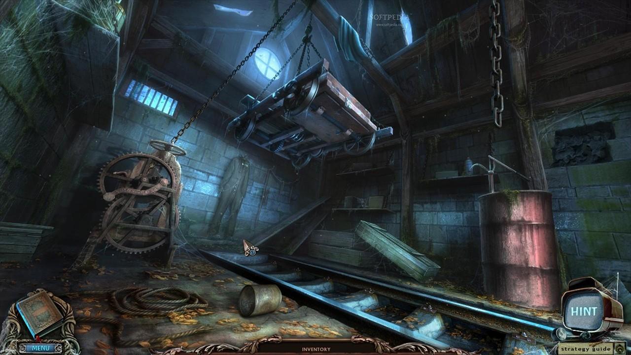 Screenshot from Forbidden Secrets: Alien Town Collector's Edition (4/5)