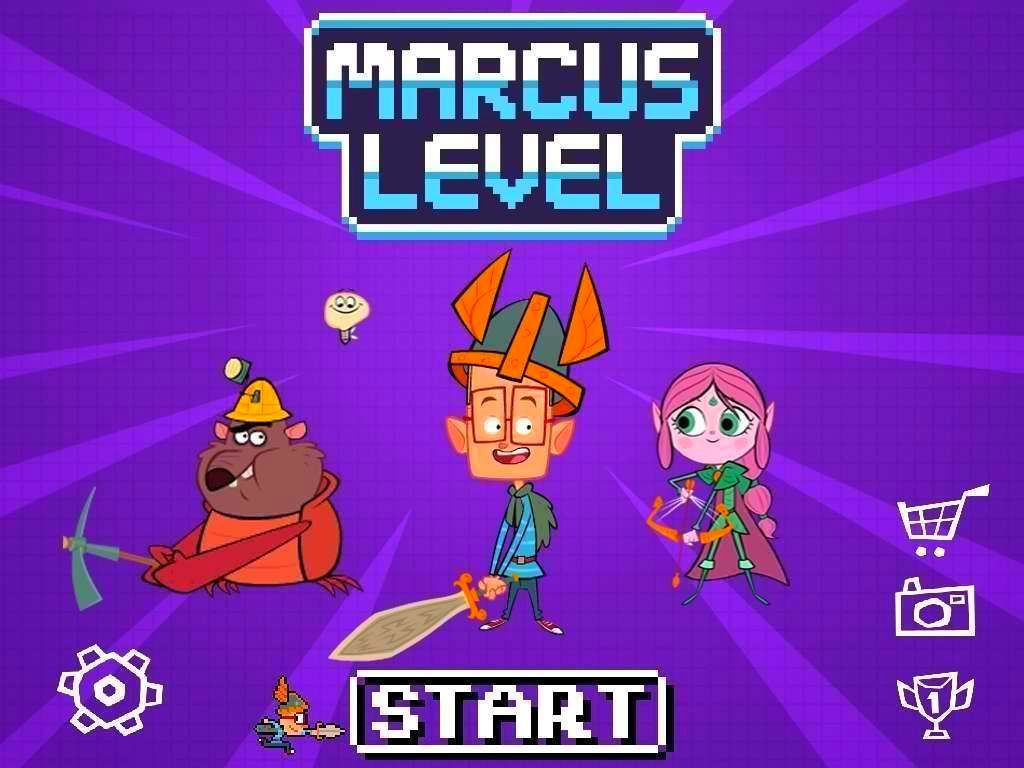 Screenshot from Marcus Level (2/5)