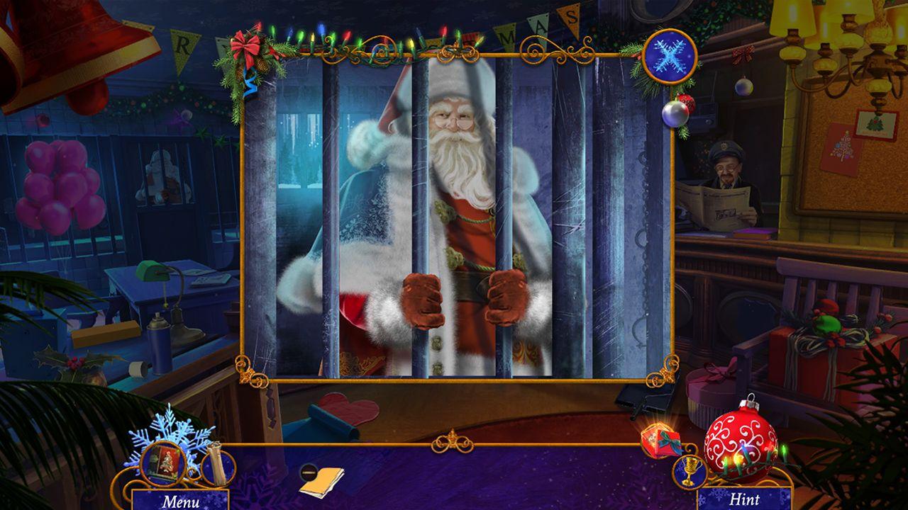 Screenshot from Yuletide Legends: Who Framed Santa Claus (7/7)