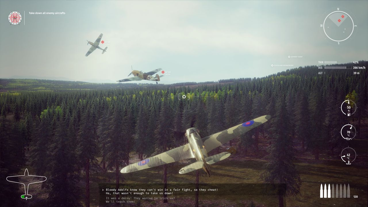 Screenshot from 303 Squadron: Battle of Britain (6/10)