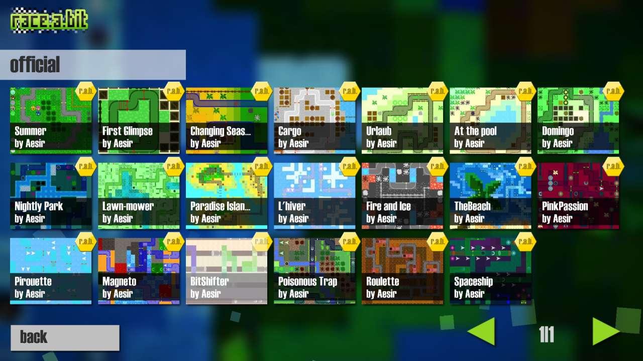 Screenshot from Race.a.bit (5/5)