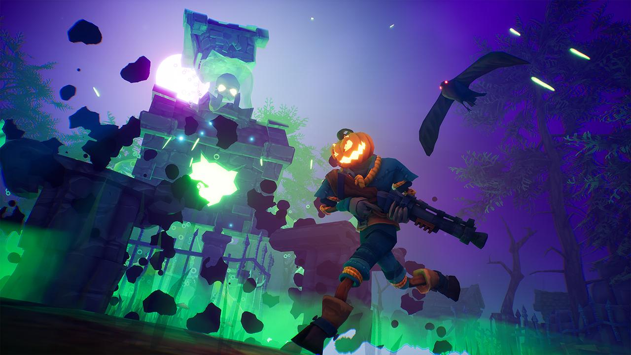 Screenshot from Pumpkin Jack (2/9)
