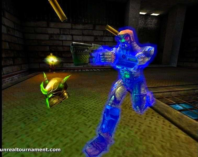 Screenshot from Unreal Tournament: Game of the Year Edition (4/10)