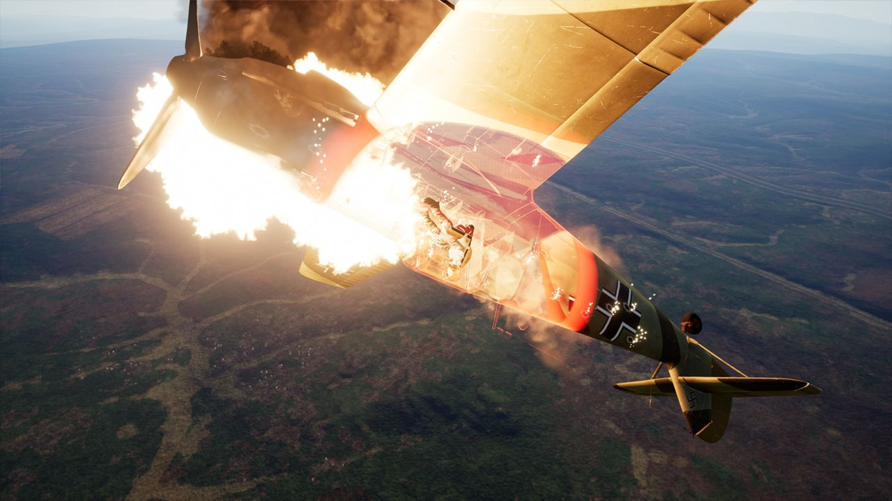 Screenshot from 303 Squadron: Battle of Britain (3/10)