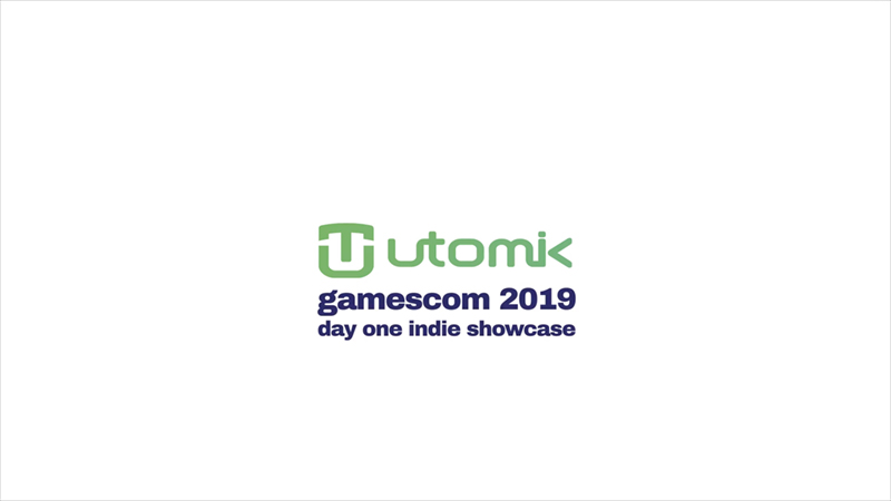 10 Day One games announced - Utomik goes to Gamescom 2019