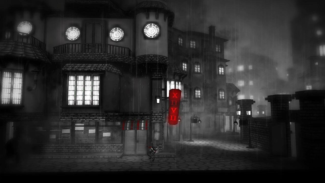 Screenshot from Monochroma (5/8)