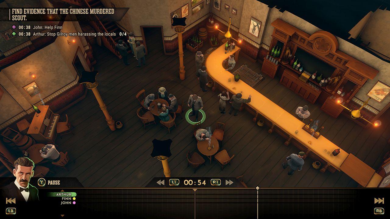 Screenshot from Peaky Blinders: Mastermind (3/7)