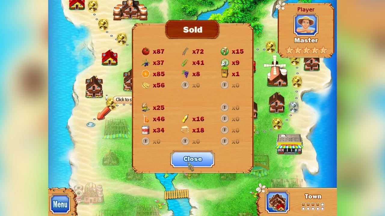 Screenshot from Tropical Farm (3/8)