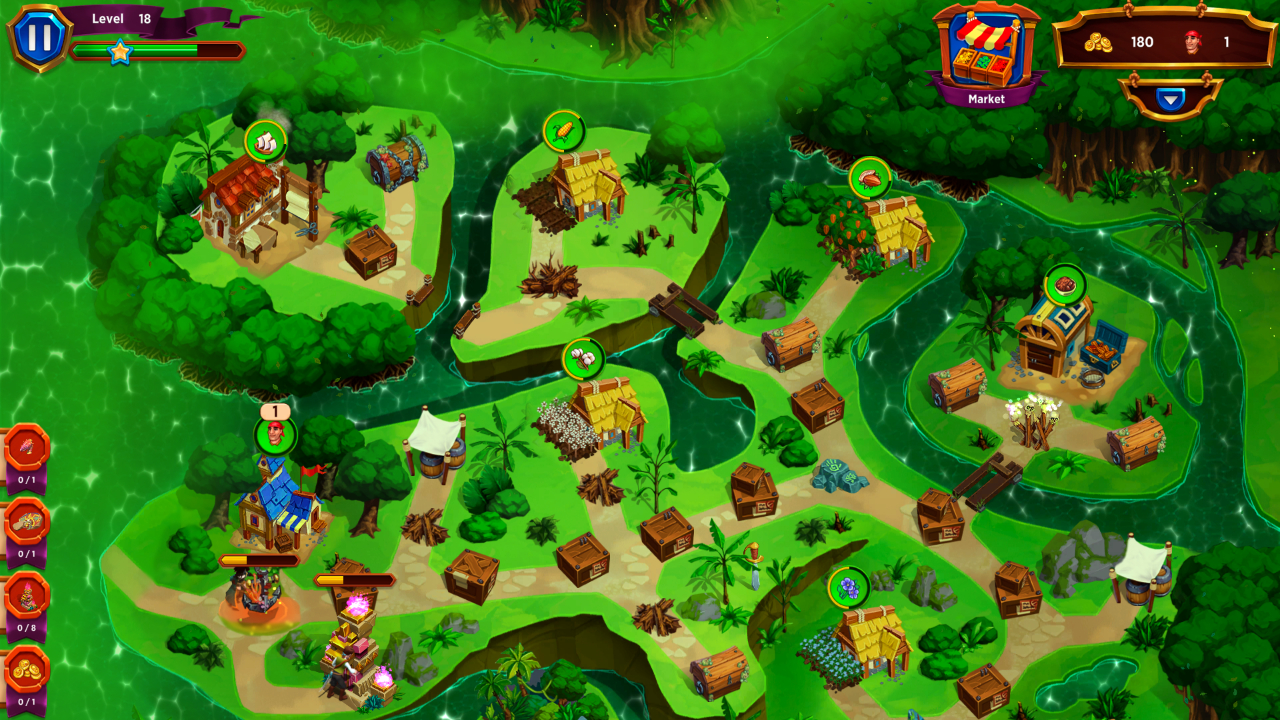 Screenshot from Merchants of the Caribbean Collector's Edition (4/5)