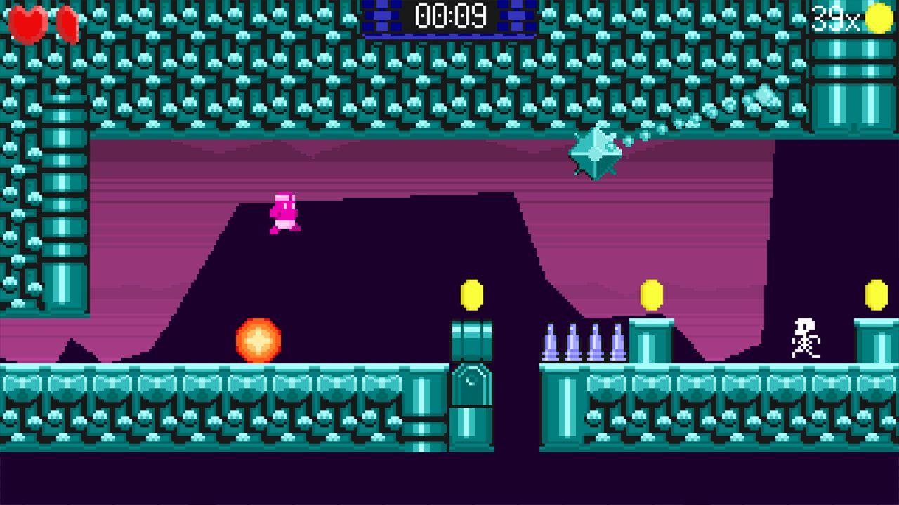 Screenshot from Super Skull Smash GO! 2 Turbo (5/8)