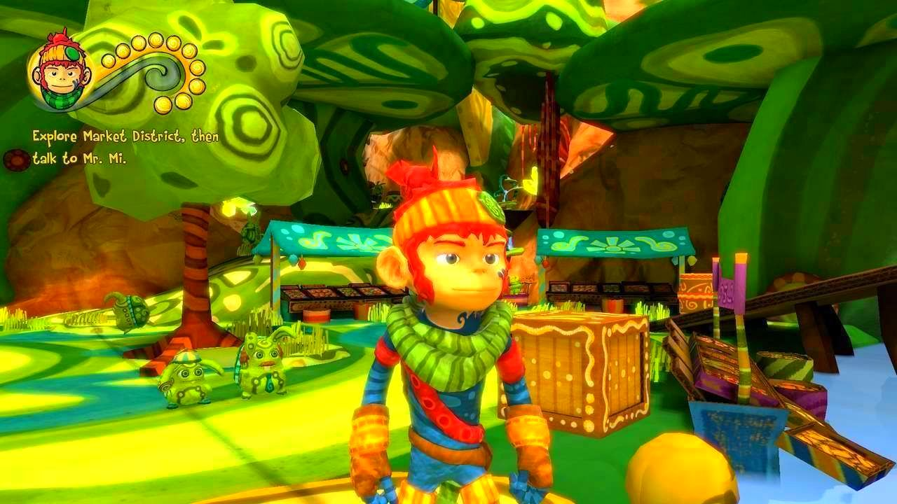 Screenshot from The Last Tinker: City of Colors (2/6)