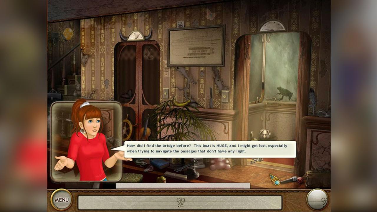 Screenshot from Mystery Cruise (1/5)