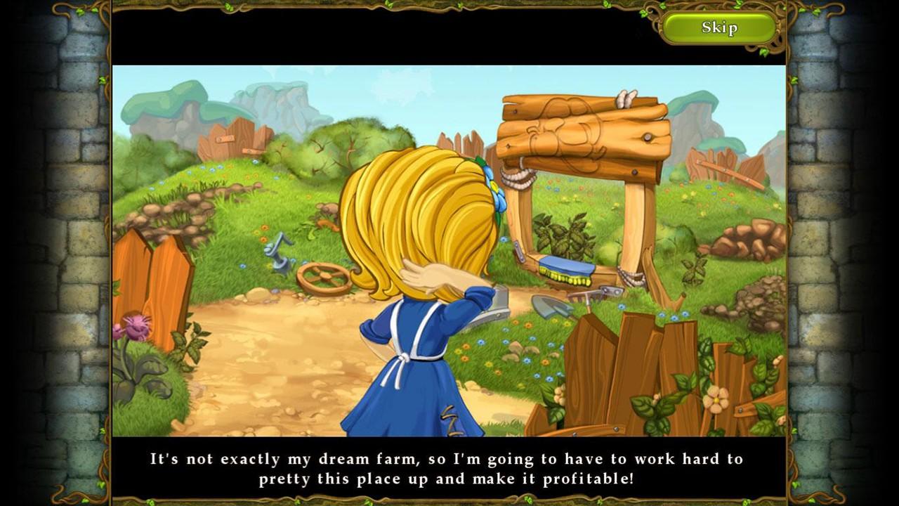 Screenshot from The Joy of Farming (5/6)